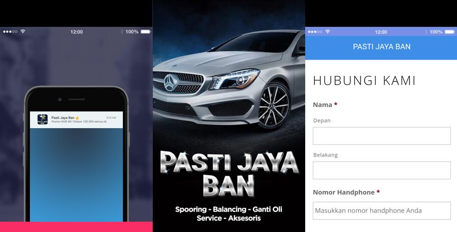 aplikasi pastijayaban revo app